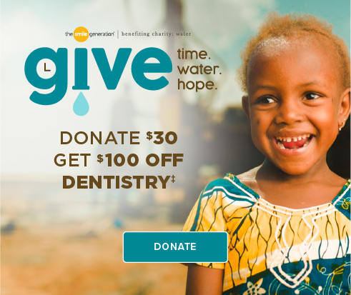 Donate $30, Get $100 Off Dentistry - San Clemente Dental Group and Orthodontics